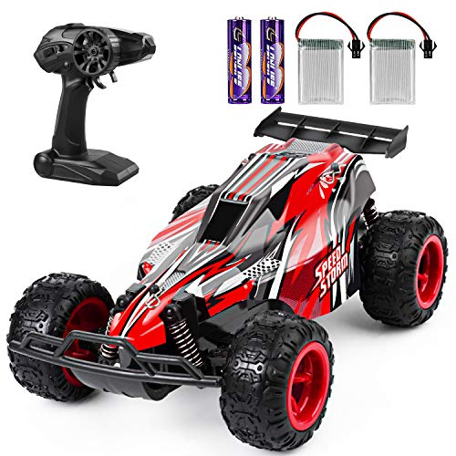 Product Image of the JEYPOD High Speed RC Car