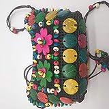 Immagine 2 wohlstand borsa cellulare tracolla fiori