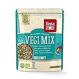 Bulgur, Quinoa y Garbanzos Vegi Mix Lima, 250 g