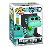 Funko Pop Myths : Loch Ness Monster (Exclusive) Figure 3.75inch Vinyl Gift for Myths Fans SuperColle...