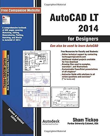 AutoCAD LT 2014 for Designers