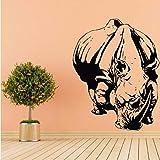 Tianpengyuanshuai Las Pegatinas de Pared Pueden Quitar Cualquier tamaño y Color decoración de la habitación Arte Animal niños Familia Mural 63X93cm