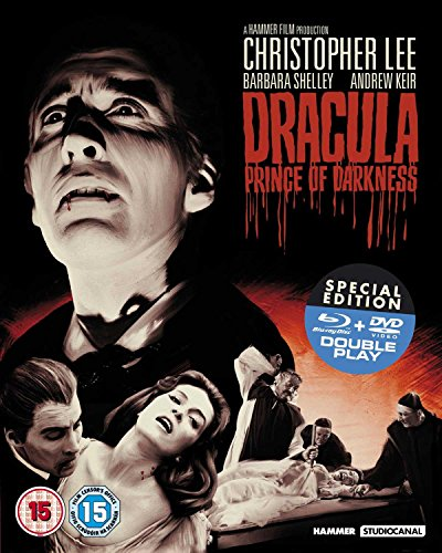 Dracula Prince Of Darkness [BLU-RAY] (15)