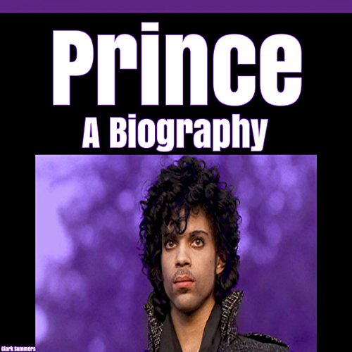 Prince audiobook cover art