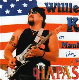 Willie K Live At Hapa's