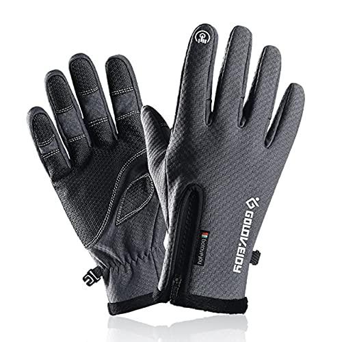 Waterproof Winter Warm Gloves Touch Screen Gloves Men Woman Snow Ski Gloves Snowboard Gloves Motorcycle Riding Winter Gloves-a4