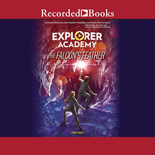 Explorer Academy: The Falcon's Feather audiobook cover art