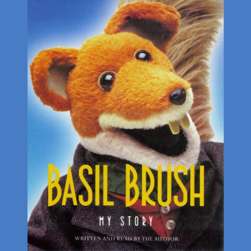 Basil Brush cover art