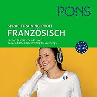 PONS mobil Französisch Sprachtraining Profi Titelbild