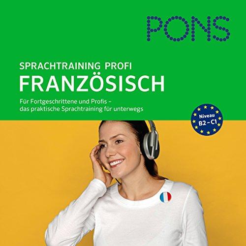 PONS mobil Französisch Sprachtraining Profi cover art
