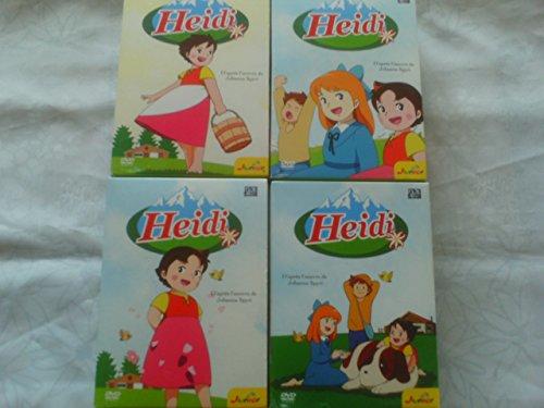 Heidi - Intégrale Limitée - 16 DVD