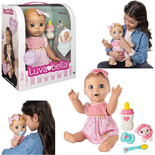 Spin Master 6039301 Luvabella Pop