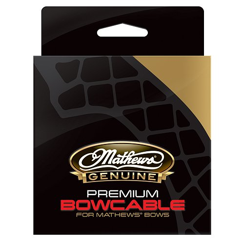 "Mathews Genuine Reezen Bow Cable 34-1/2"" Brown Speckled"