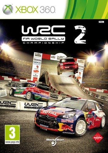 Milestone Srl  WRC 2: FIA World Rally Championship, Xbox 360