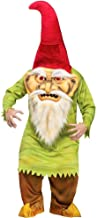 Fun World Adult Scary Giant Head Evil Gnome Halloween Costume
