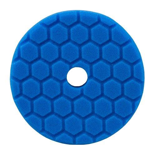 Chemical Guys 5,5 inch Blau Hex-Logic Quantum Soft Polishing Polierpad