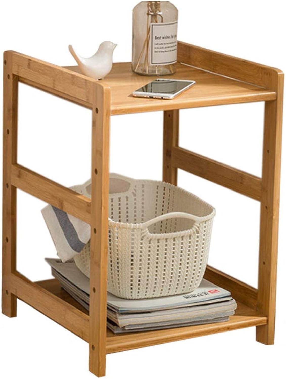Kitchen Shelf it can Move Cart Storage Rack (Size   L-45cm)