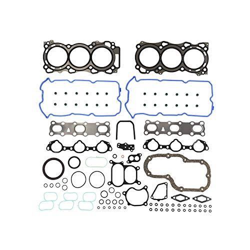 DNJ FGS6048 MLS Full Gasket Sealing Set/For 2005-2016 / Nissan, Suzuki / 4.0L / V6 / 24V / DOHC / VQ40DE