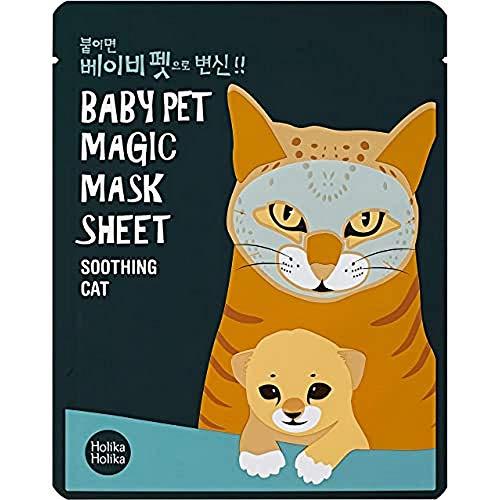 Holika Holika Baby Pet Cat Magic Mask Sheet, 22 ml 20013059