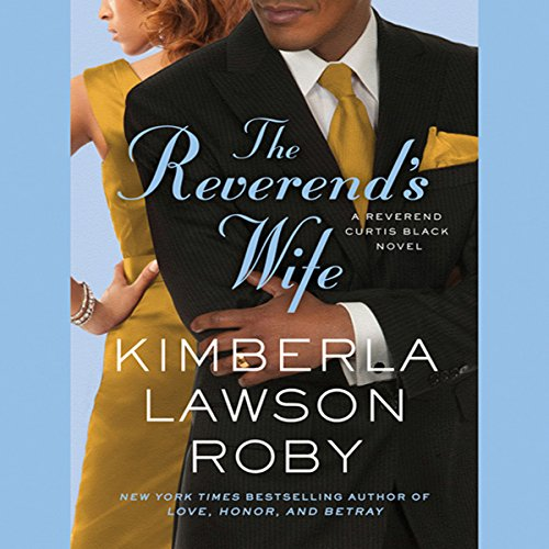 The Reverend's Wife audiobook cover art