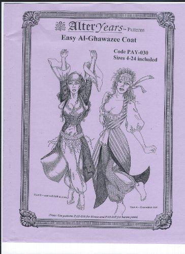 Easy Al-Ghawazee Coat Pattern