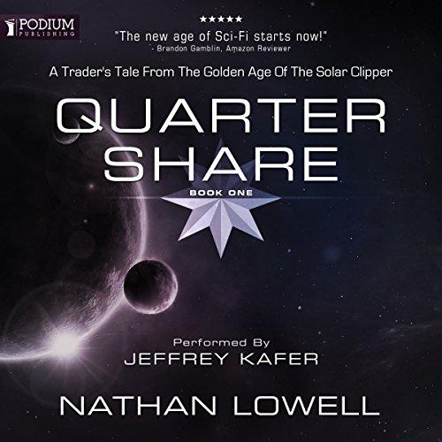 Quarter Share audiobook cover art