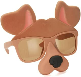 Funny Snapchat Instagram Facebook Dog Filter Sunglasses Party Costume Mask Patrolling Dog Paws