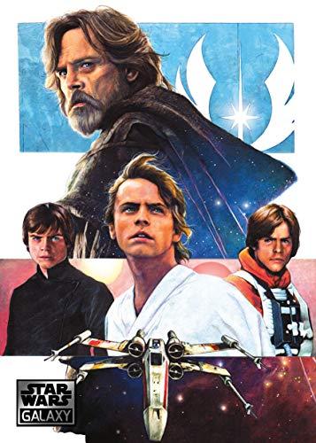 Topps 2018 Star Wars: Galaxy - Hobby Box image
