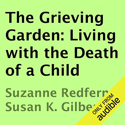 The Grieving Garden audiobook cover art