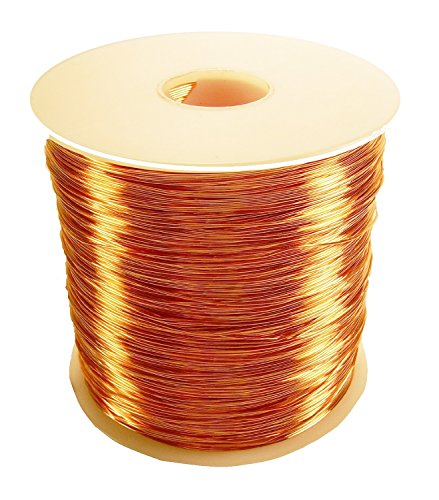 Dead Soft 20 Ga Bare Solid Copper Wire 1//2 Lb - 158 Ft // Spool