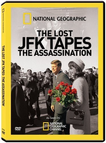 Max 84% OFF National Geographic: Lost JFK Max 41% OFF Tapes-Assassination