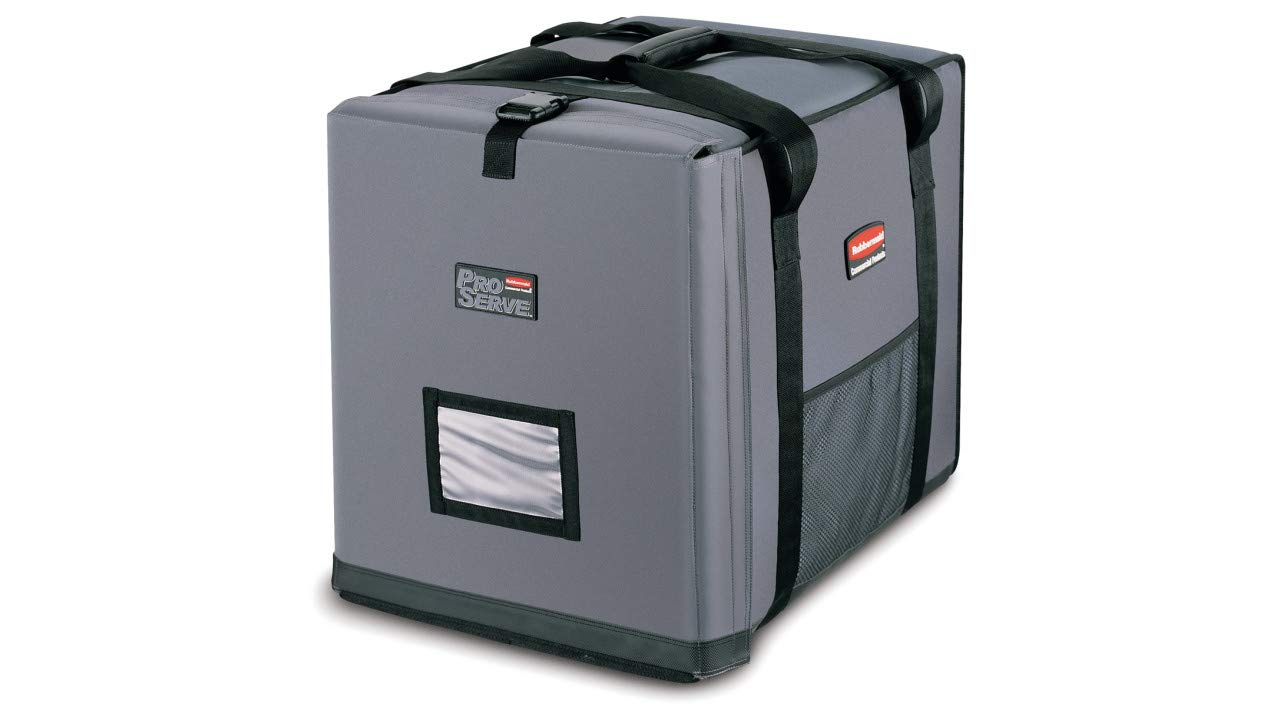 Rubbermaid Max 66% OFF Commercial 4 years warranty Products Full-Size-Pan Carrier Insulated