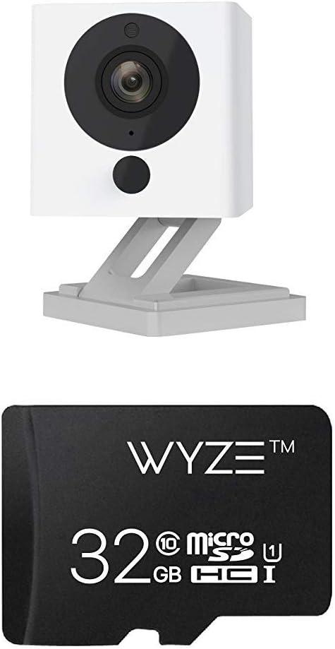 Wyze Cam v2 + SD Card