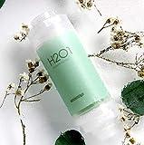 H201 Shower Water Filter H201 Vitamin C Shower Filte Clean water beauty shower filter Bathroom shower gel lemon flavor (Green (Ylang flower fragrance))