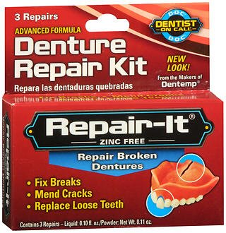D.O.C. Repair-It Denture Repair