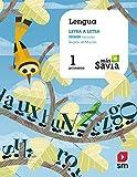 Lengua, Básico. 1 Primaria. Más Savia. Murcia