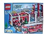 LEGO 7937 City - Parque de Bomberos (662 Piezas, a Partir de 5 años)