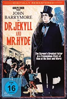 Dr. Jekyll and Mr. Hyde by John Barrymore