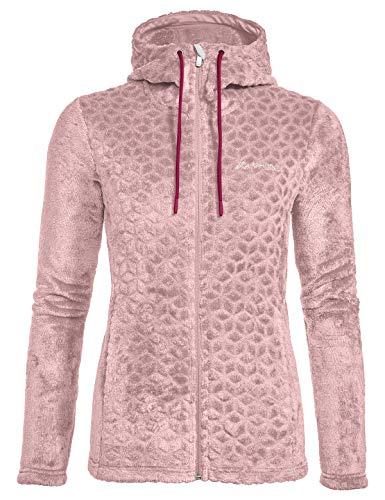 VAUDE Damen Women's Skomer Soft Fleece Jacket Jacke, Rosewater, 38