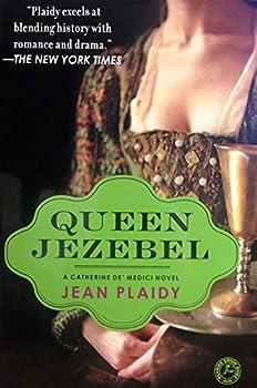 Hardcover Queen Jezebel (Large Print Edition) Book