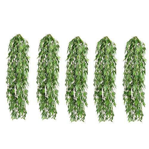 Künstlicher Bambushänger Kunstpflanze ca,80cm (5PCS)