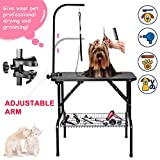 Best Dog Grooming Tables - Nova Microdermabrasion 32 Inches Pet Dog Grooming Table Review