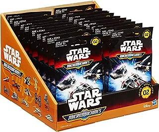 Star Wars The Force Awakens Micro Machines Series 2 Mystery Box (Hasbro Toys)