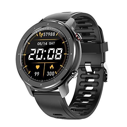 Ake T30 Sports Tracker Smart Brazalet Watch Smart Watch 350mAh Ultra-Long Standby Bluetooth Activity Tracker para Mujeres y Hombres,B