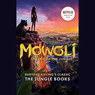 Mowgli audiobook cover art
