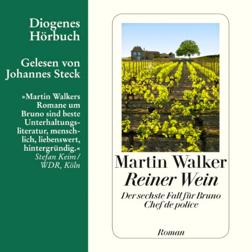Reiner Wein (Bruno Courrèges 6) audiobook cover art