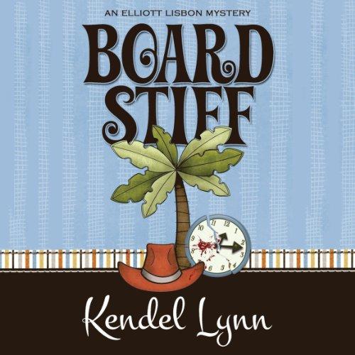 Board Stiff audiobook cover art