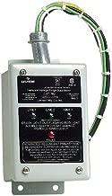 Leviton 32277-DY3 277/480 Volt, 220/380 Volt, 480 Volt 3-Phase Wye Or Delta, Surge Panel, DHC and X10 Compatible, 80Ka L-N Max Surge Current