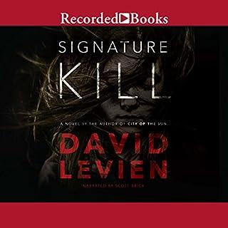 Signature Kill audiobook cover art