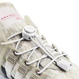 INMAKER No Tie Shoe Laces for Sneakers, Elastic Shoelaces for Kids and Adults
